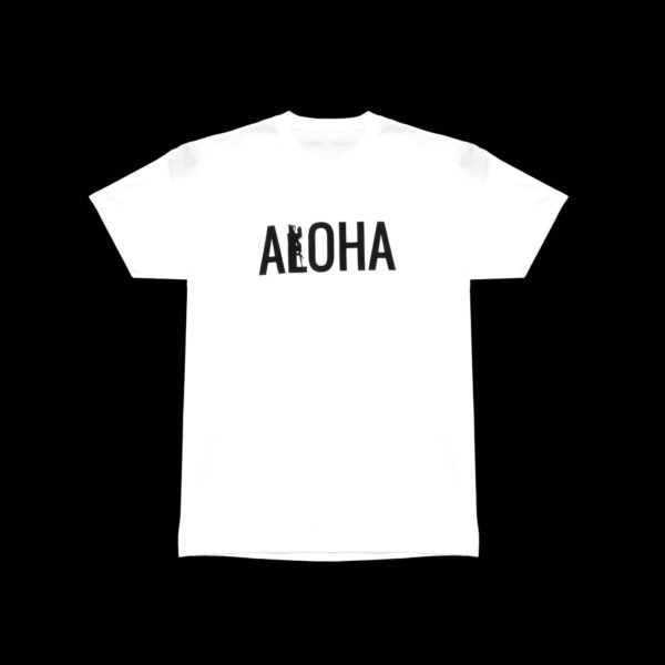 Men's-ALOHA-T-Shirt-White