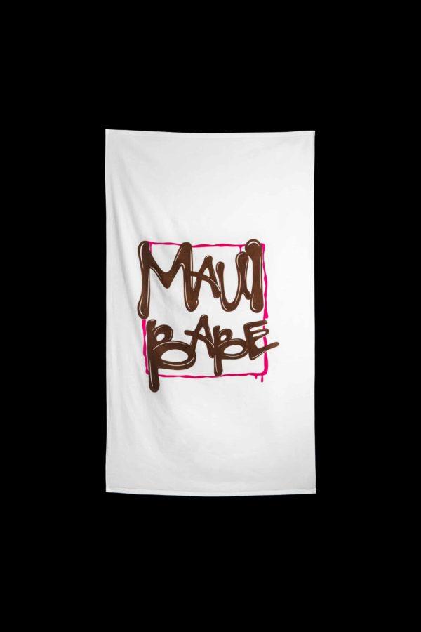 Maui-Babe-DRIP-Beach-Towel