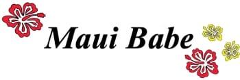 Maui Babe Logo