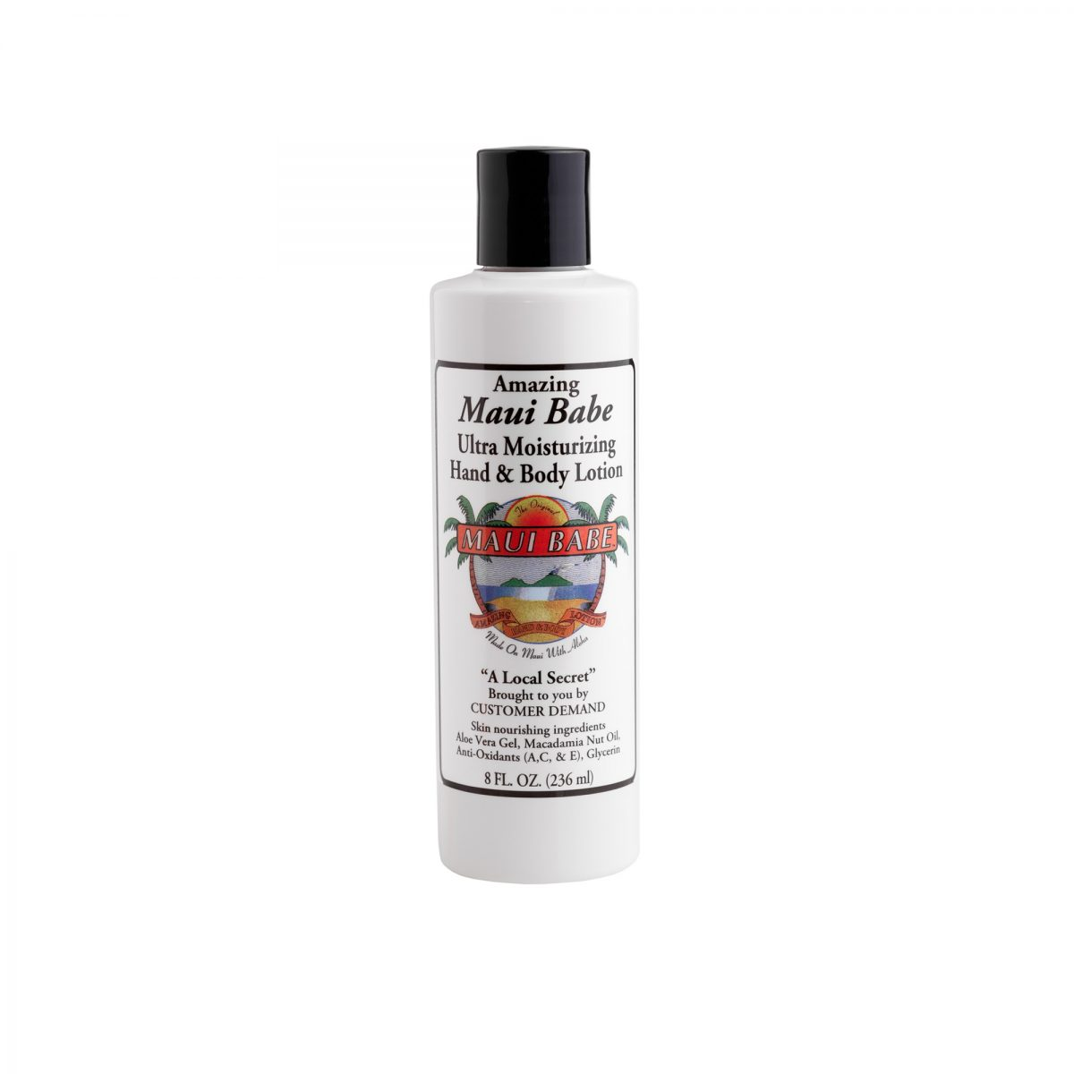 8oz Hand and Body Lotion