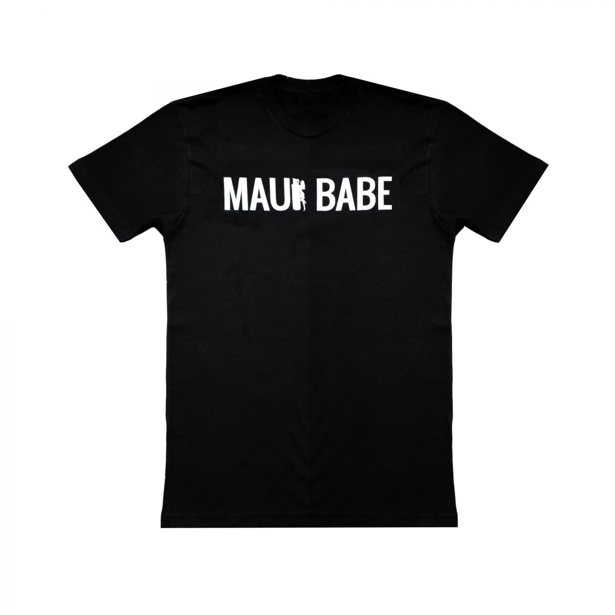 Men's MAUI BABE T-Shirt (Black)