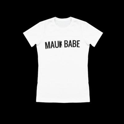 Women's MAUI BABE T-Shirt