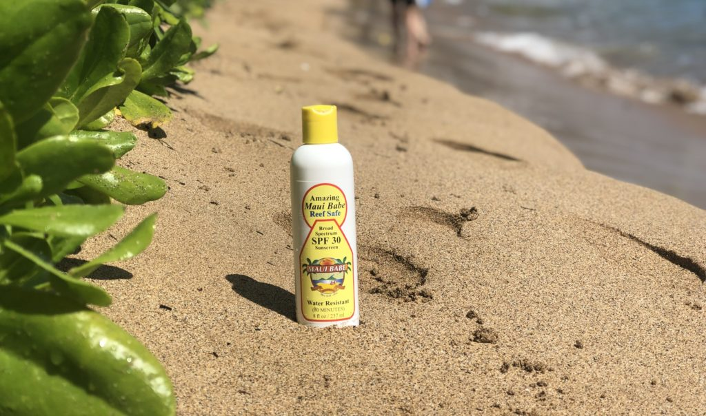 Best Sunscreen in Hawaii