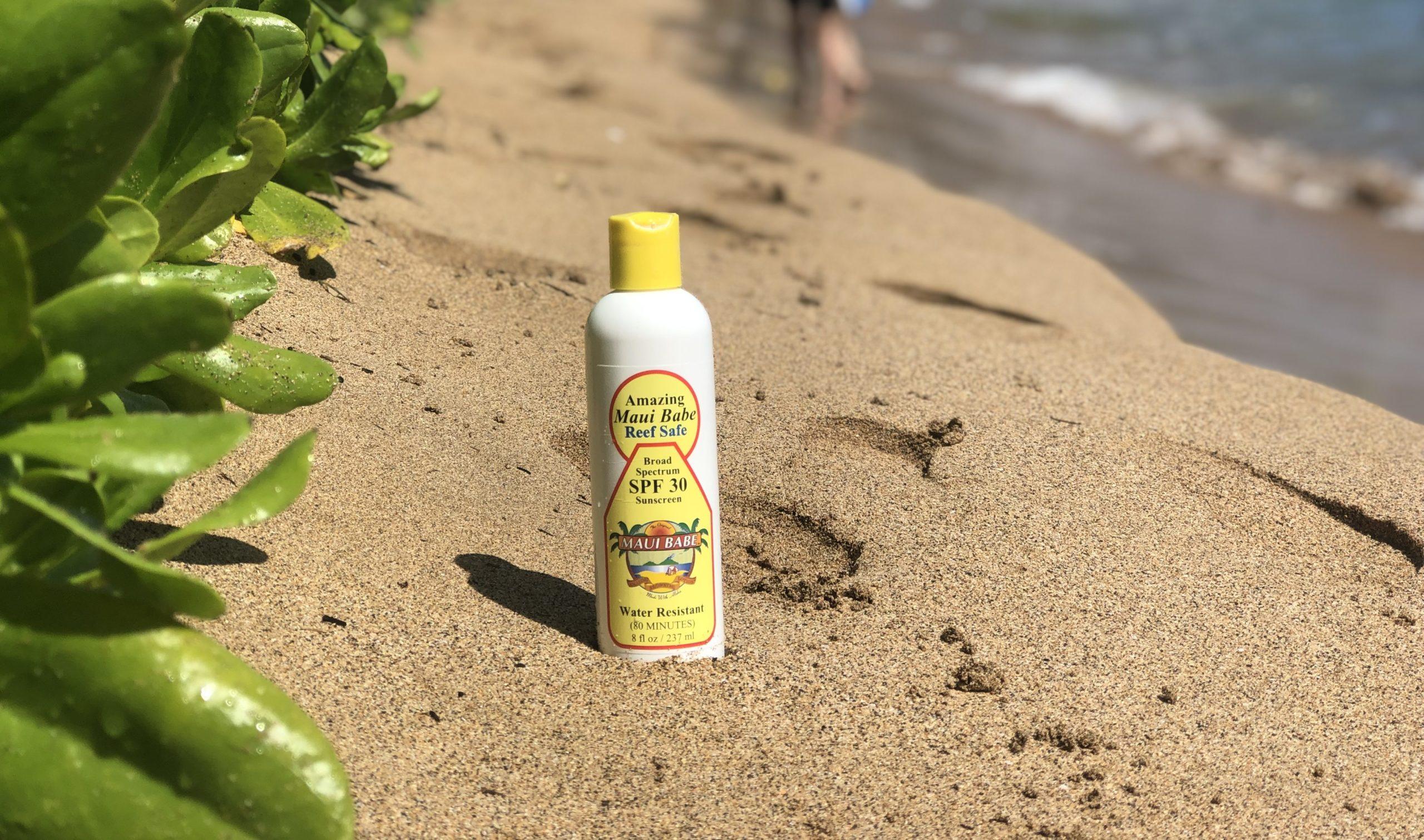 Best Sunscreen in Hawaii
